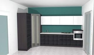 Cucine Con Angolo Cabina.Progetti Benaglio Arredamenti Zona Industriale Prato Sardo Nuoro